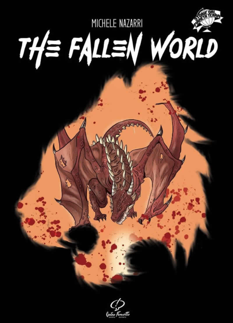 Copertina The Fallen World